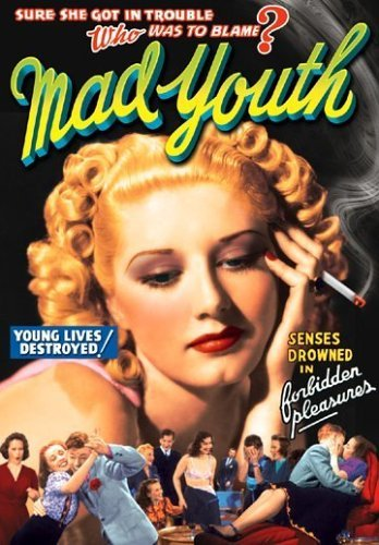 Mad Youth (1940) Compson Castello Kerr Bw Nr