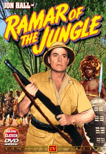 Ramar Of The Jungle Ramar Of The Jungle Vol. 11 Bw Nr