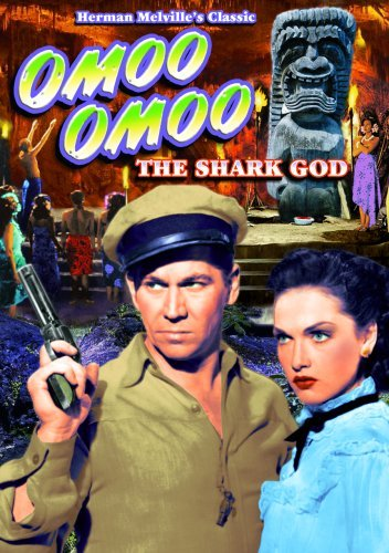 Omoo Omoo The Shark God (1949) Bardette Meeker Bw Nr