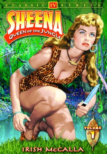 Sheena Queen Of The Jungle Sheena Queen Of The Jungle Vo Bw Nr