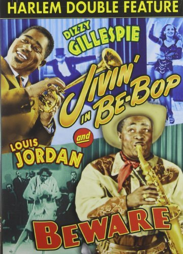 Jivin' In Be Bop (1946) Beware Harlem Double Feature Bw Nr