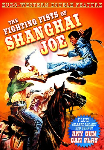 Fighting Fists Of Shanghai Joe Euro Western Double Feature Ws Nr