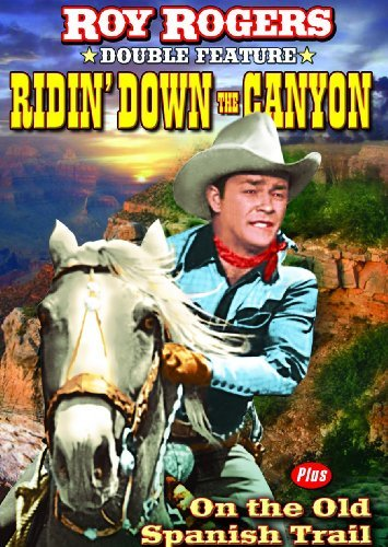 Ridin' Down The Canyon (1942) Rogers Roy Bw Nr