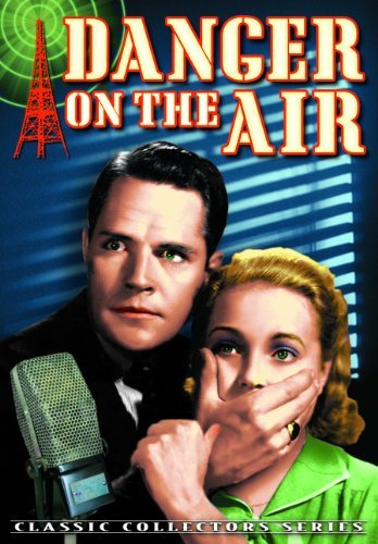 Danger On The Air (1938) Woods Cobb Lundigan Bw Nr