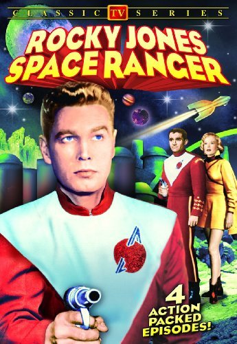 Rocky Jones Space Ranger Rocky Jones Space Ranger Vol. Bw Nr