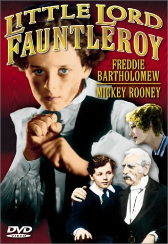 Little Lord Fauntleroy (1936) Bartholomew Rooney Costello Sm Bw Nr