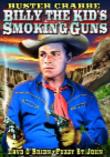 Billy The Kid's Smoking Gun (1 Crabbe St. John O'brien Bw Nr