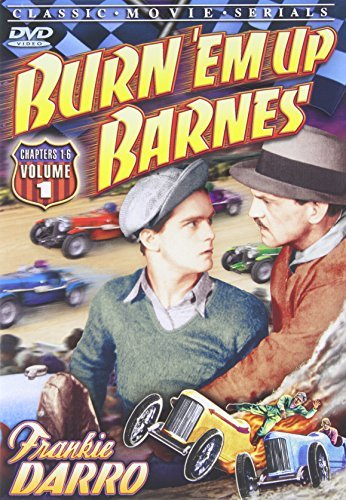 Burn 'em Up Barnes Burn 'em Up Barnes Vol. 1 2 Nr 2 DVD