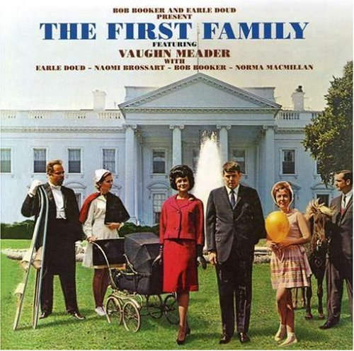 Vaughn Meader First Family Complete 2 CD Set