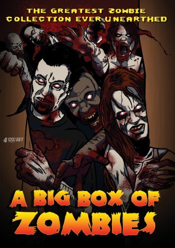 Big Box Of Zombies Big Box Of Zombies Nr 4 DVD