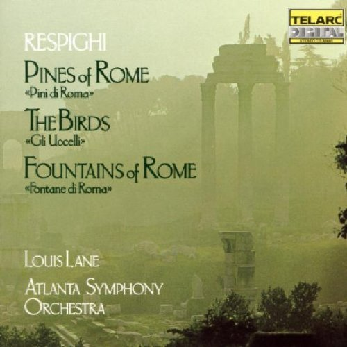 Lane Aso Respighi Pines Of Rome The Bi Lane Atlanta So