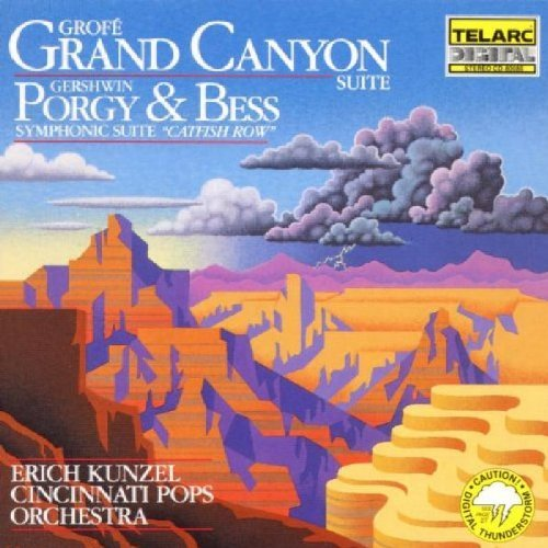 Kunzel Cincinnati Pops Grofe Grand Canyon Suite & Ge Kunzel Cincinnati Pops Orch