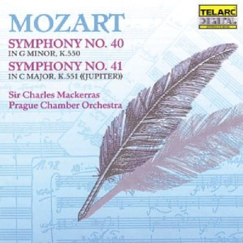 Wolfgang Amadeus Mozart Sym 40 41 Mackerras Prague Co