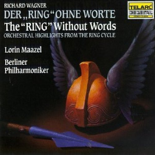 Maazel Berlin Philharmonic Wagner The Ring Without Words Maazel Berlin Po