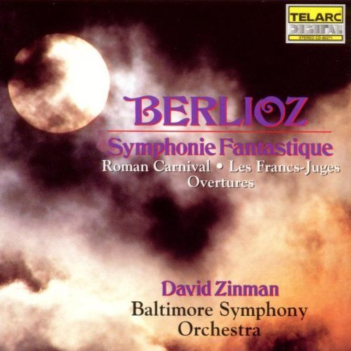 H. Berlioz Sym Fantastique Francs Juges Zinman Baltimore So