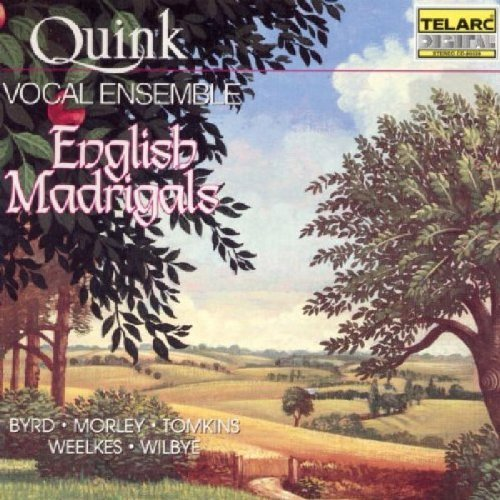 Quink Vocal Ensemble English Madrigals Made On Demand This Item Is Made On Demand Could Take 2 3 Weeks For Delivery