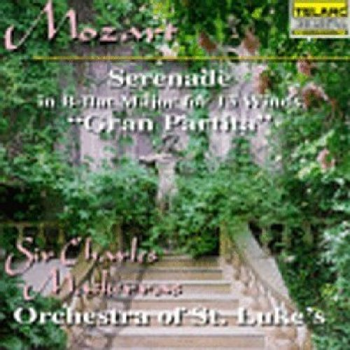 Mackerras St. Luke's Mozart Serenade In B Flat Maj Mackerras Orch Of St. Luke's