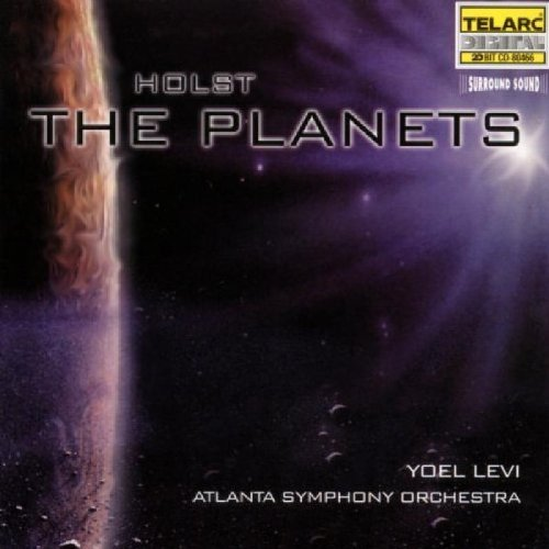 Levi Aso Holst The Planets Levi Atlanta So