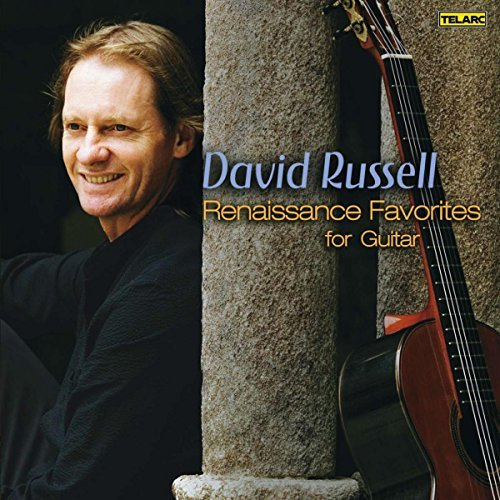 David Russell Renaissance Favorites For Guit