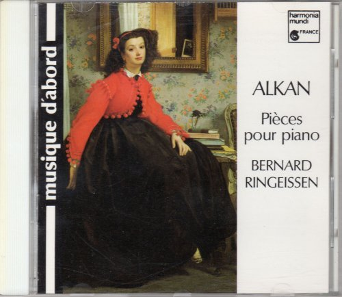 Alkan C Pieces For Piano