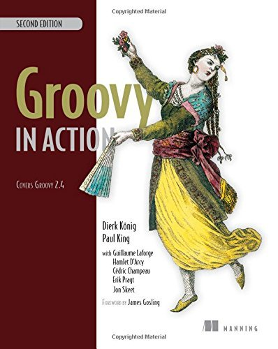 Dierk K?nig Groovy In Action Covers Groovy 2.4 0002 Edition;