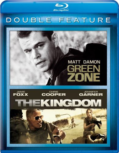 Green Zone The Kingdom Double Feature Blu Ray Nr