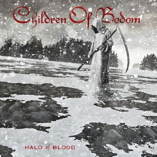 Children Of Bodom Halo Of Blood Incl DVD