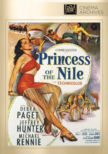 Princess Of The Nile Paget Hunter DVD Mod This Item Is Made On Demand Could Take 2 3 Weeks For Delivery