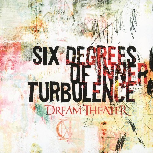 Dream Theater Six Degrees Of Inner Turbulenc Import Eu Six Degrees Of Inner Turbulenc