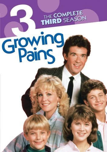 Growing Pains Season 3 Made On Demand Nr 3 DVD