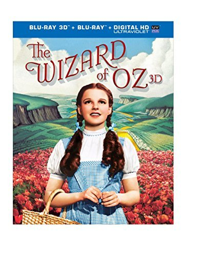 The Wizard Of Oz 3d Blu Ray 3d Blu Ray Ultraviolet Blu Ray Ws 75th Anniv. 3d G