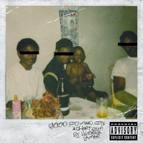 Kendrick Lamar/Good Kid M.A.A.D City@Explicit Version@Incl. Bonus Remix