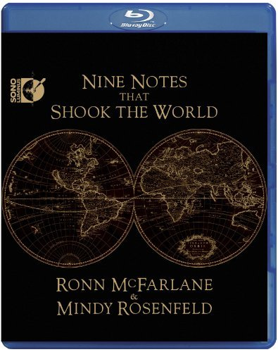 Adson Dowland Negri Sermoneta Nine Notes That Shook The Worl Incl. Blu Ray Audio Disc Mcfarlane Rosenfled