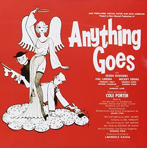 Anything Goes Original Broadwa Soundtrack Import Gbr