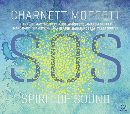 Charnett Moffett Spirit Of Sound Digipak