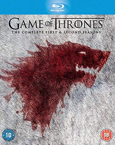 Game Of Thrones Season 1 & 2 Game Of Thrones Import Gbr