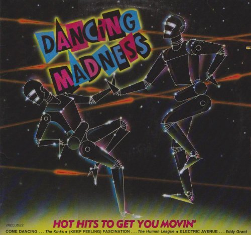 1983) Dancing Madness (us The Kinks Human League Sparks Musical Youth Cu