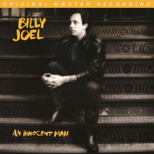 Billy Joel Innocent Man Sacd Hybrid