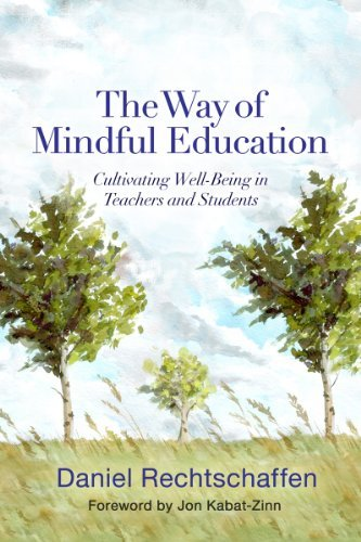Daniel Rechtschaffen The Way Of Mindful Education Cultivating Well Being In Teachers And Students