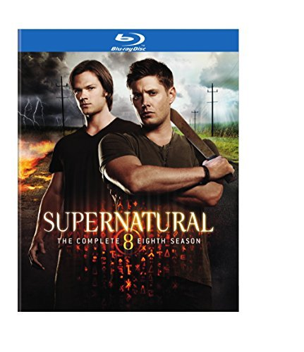 Supernatural Season 8 Blu Ray Nr 4 Br