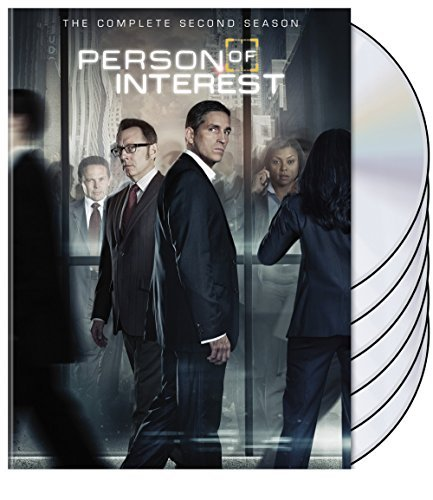 Person Of Interest Season 2 DVD Season 2