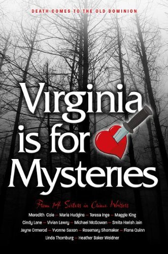Sisters In Crime Virginia Is For Mysteries