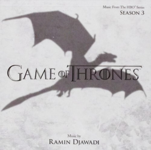 Game Of Thrones Season 3 Soundtrack Ramin Djawadi