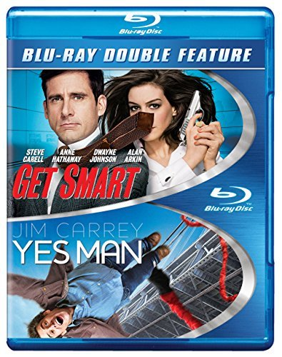 Get Smart (2008) Yes Man Get Smart (2008) Yes Man Blu Ray Ws Nr