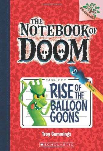Troy Cummings Rise Of The Balloon Goons