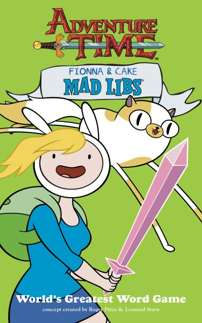 Unknown Fionna And Cake Mad Libs