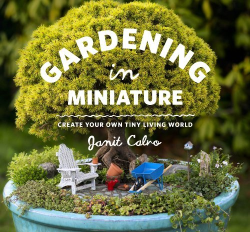 Janit Calvo Gardening In Miniature Create Your Own Tiny Living World