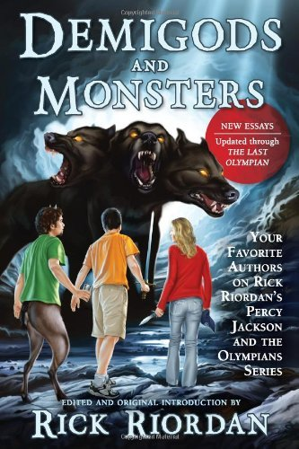 Rick Riordan Demigods And Monsters Your Favorite Authors On Rick Riordan's Percy Jac