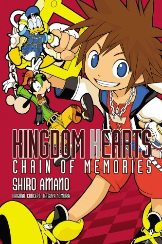 Shiro Amano Kingdom Hearts Chain Of Memories