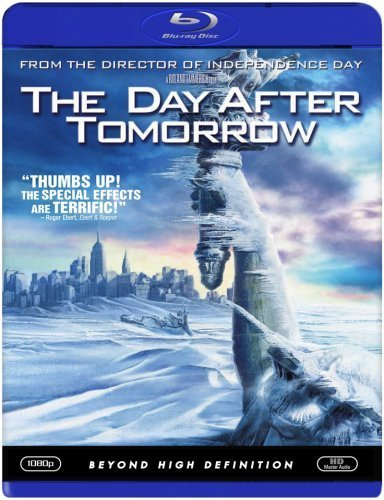 Day After Tomorrow Quaid Gyllenhaal Ward Rossum Blu Ray